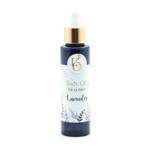 L'OR -ulje za tijelo Lavender