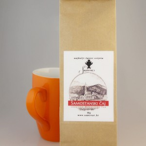 samostanski čaj samovar