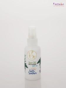 LOR ulje za sunčanje SPF20