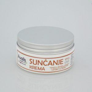 AVALIS -krema za sunčanje SPF 25