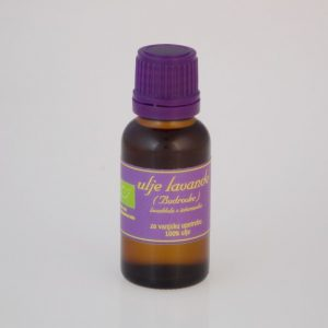 OPG STIPANČIĆ -Lavanda eterično ulje 20 ml