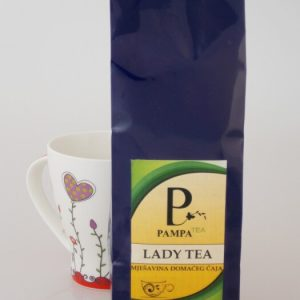 PAMPA TEA -Lady tea