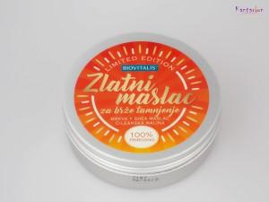 BIOVITALIS / maslac za tamnjenje