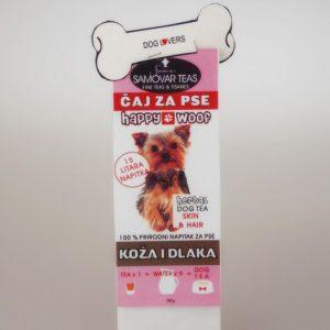 SAMOVAR ČAJ -Čaj za pse -Koža i dlaka