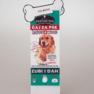SAMOVAR ČAJ- Čaj za pse -Zubi i dah