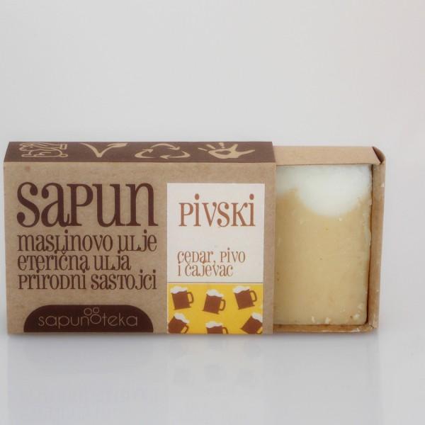 SAPUNOTEKA  sapun Pivski
