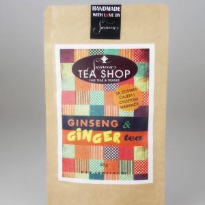 SAMOVAR ginseng i ginger čaj