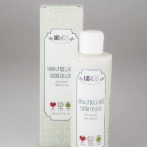 BIOMEDIS -Serum za njegu kože sklone celulitu