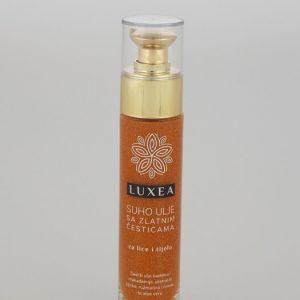 LUXEA – suho ulje sa zlatnim česticama