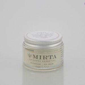 MIRTA – dezodorans pačuli