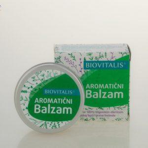 BIOVITALIS – Aromatični balzam