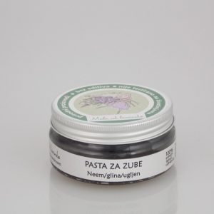 MALA OD LAVANDE – zubna pasta neem/glina/ugljen