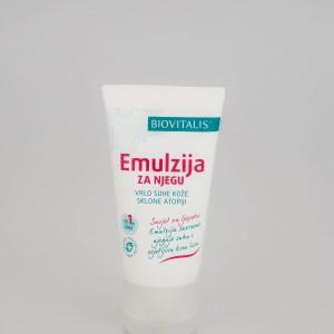 BIOVITALIS emulzija za vrlo suhu kožu