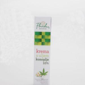 FLORIDUS AROMA – krema konoplja 10%