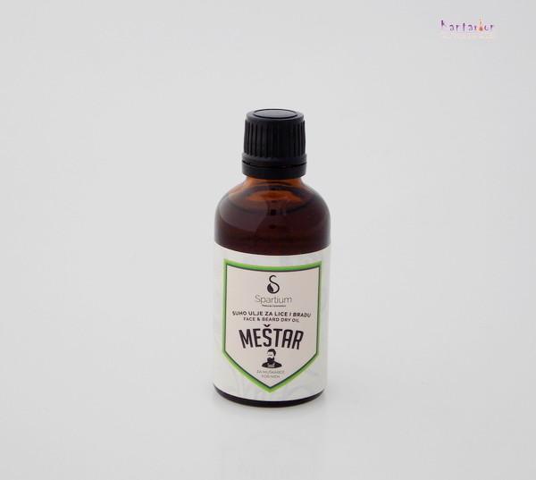 MEŠTAR ulje za bradu i lice