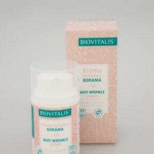 BIOVITALIS – krema za kožu s borama 30+/40+
