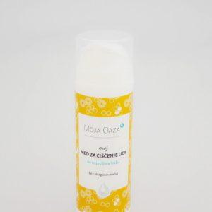 MOJA OAZA – Med za čišćenje lica