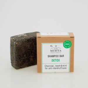 MIRTA – tvrdi šampon DETOX