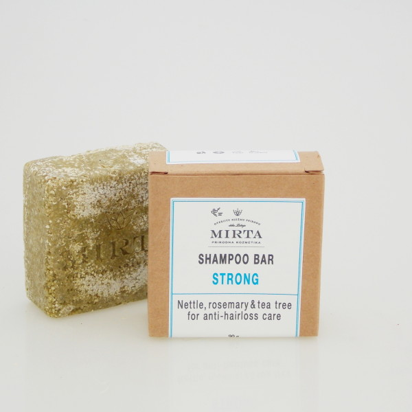 MIRTA tvrdi šampon STRONG