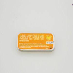 NAJFINIJI… balzam za usne -naranča