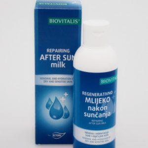 BIOVITALIS – mlijeko poslije sunčanja