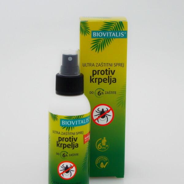 BIOVITALIS sprej protiv krpelja