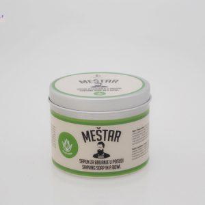 SPARTIUM – MEŠTAR sapun za brijanje