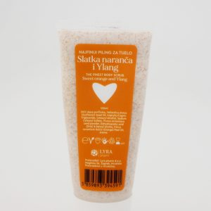 NAJFINIJI … piling za tijelo naranča & Ylang