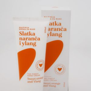 NAJFINIJA… krema za ruke Naranča&Ylang