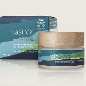 PLASINIA – Bogata hranjiva krema za lice