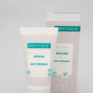 BIOVITALIS – krema za kožu s borama 50+/60+