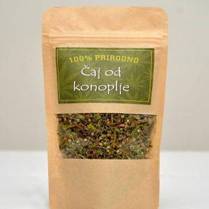 OPG PAPUGA – Čaj od industrijske konoplje