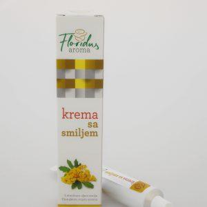 FLORIDUS AROMA – krema sa smiljem